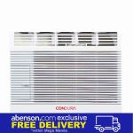 Condura 6S (WCONZ006EC) 0.5HP Window Type Air Conditioner