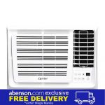 Carrier iCool Green Remote (WCARH014EE) 1.5HP Window Type Air Conditioner