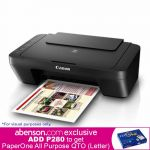 Canon MG 3070S All-In-One Printer (Print/Scan/Copy)