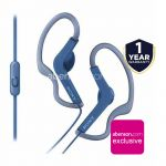 Sony MDR AS 210AP Blue In-ear Headphones