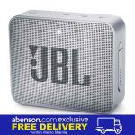 JBL GO 2 Bluetooth Speaker Gray Wireless Bluetooth Speaker
