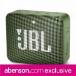JBL GO 2 Bluetooth Speaker Green