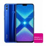 Honor 8X Blue Smartphone
