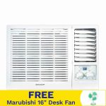 Sharp AFT1517CM 1.5HP Window Type Air Conditioner