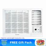 Sharp AF T1517CR 1.5HP Window Type Air Conditioner