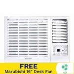 Sharp AF T2017CR 2HP Window Type Air Conditioner
