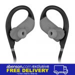JBL Endurance DIVE Black Waterproof Wireless In-Ear Sport Headphones with MP3 Player