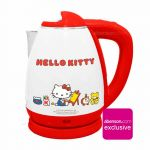 Hello Kitty RTJK18DL-1 Red Electric Kettle