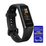 Huawei Band 4 Graphite Black Health and Fitness Tracker