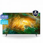 Sony UHD KD 65X8007H Ultra HD 4K Android TV