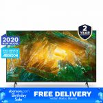 Sony UHD KD 65X8007H 4K Android TV