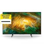 Sony UHD KD 85X8007H 4K Android TV