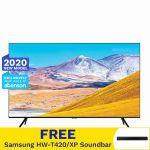 Samsung UHD UA65TU8000GXXP Ultra HD Smart TV