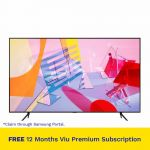 Samsung QLED QA65Q60TAGXXP Smart TV
