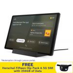 Lenovo Smart Tab M10 LTE FHD Plus with Charging Dock (2+32GB) Tablet