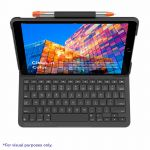 Logitech Slim Folio For iPad (3rd generation) Keyboard Case with Bluetooth