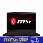 MSI GF63 Thin 10SCSR-868PH Black Gaming Laptop