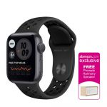 Apple Watch Nike Series 6 GPS 40mm Space Gray Aluminum Case with Anthracite/Black Nike Sport Band