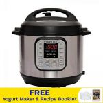 Instant Pot IP DUO60SPYG Electric Pressure Cooker