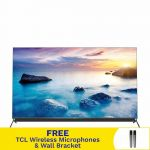 TCL QLED 55C815 4K Ultra HD Android TV