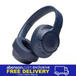 JBL Tune T750BTNC Blue Wireless Headphones