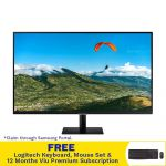 Samsung SMART LS27AM500NEXXP Full HD Smart TV Monitor