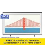 Samsung The Frame QA55LS03AAGXXP 4K Ultra HD Smart TV