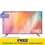 Samsung UHD UA50AU7000GXXP 4K Ultra HD Smart TV