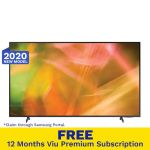 Samsung UHD UA75AU8100GXXP 4K Ultra HD Smart TV