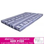 Uratex Thin Cover Queen Mattress 6x60x75