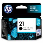 HP 21 C9351A Black Printer Ink