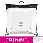 Habitat Synthetic Cotton Pillow 65x65cm White
