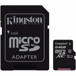 Kingston Class 10 64GB Memory Card