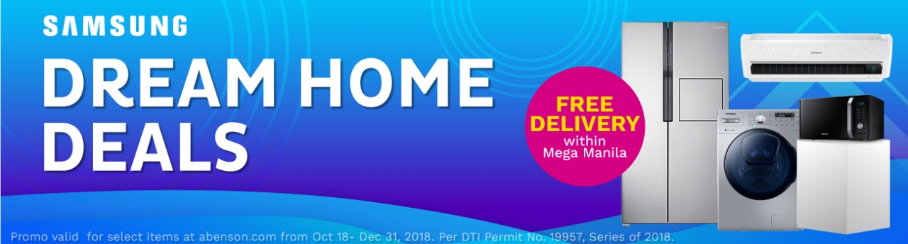 Samsung Home Appliance Free Delivery