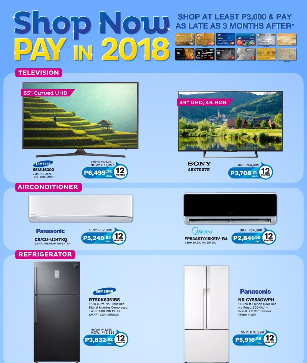 Shop Now Pay In 2018 Abenson Com